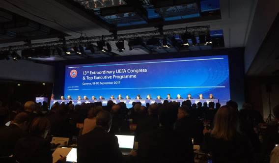 13th Extraordinary UEFA Congress