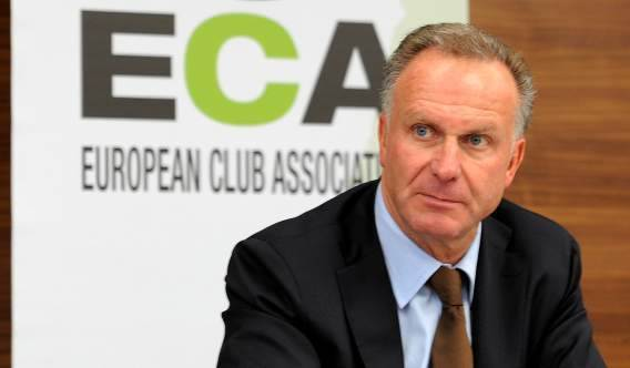 Karl-Heinz Rummenigge London