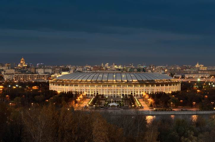 FIFA World Cup Final 2018 to be held at the Luzhniki Stadium in Moscow
